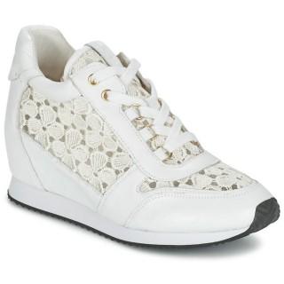 Mode Chaussures ASH Deamlace Blanc Basket Basses Femme Soldes Alsace