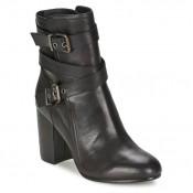 Nouveau Chaussures ASH Fargo Noir Bottines Femme Vendre Provence