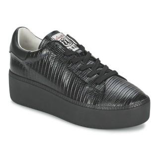 Nouvelle Chaussures ASH Cult Noir Basket Basses Femme Pas Cher Lyon