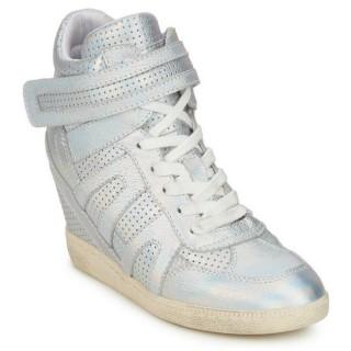 Nouvelles Chaussures ASH Beck Hologramme Basket Montante Femme Prix En Gros