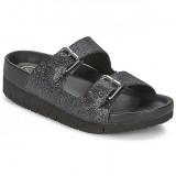 Original Chaussures ASH Takoon Noir Mules Femme Soldes France