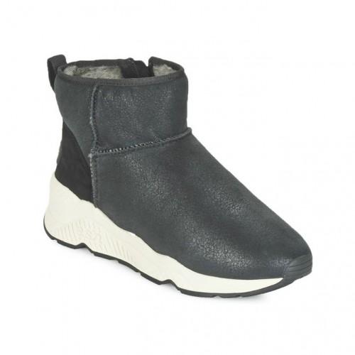 Ash MIKO Noir - Livraison Gratuite avec  - Chaussures Boot Femme