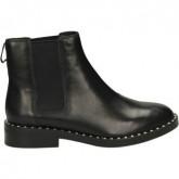 Promo Chaussures ASH Winona-001 Noir Bottines Femme Pas Cher Lyon