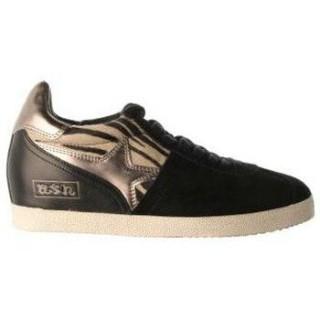 Solde Chaussures ASH Guepard Basket Basses Femme France Livraison Gratuite
