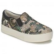 Solde Chaussures ASH Jam Python Slips On Femme France Livraison Gratuite