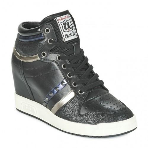 Chaussures Noir Femme Soldes Ash Basket Remise Prince Montante Prix TBwndRtqx