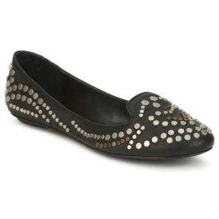 Vente Privee Chaussures ASH Indra Noir Mocassins Femme Pas Cher Marseille